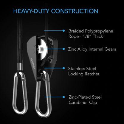 Heavy Duty Hangers